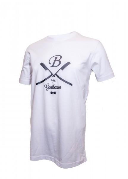 T-Shirt weiß, Gentlemen